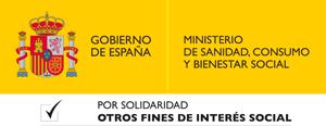 Ministerio de Sanidad, Consumo y Bienestar Social.